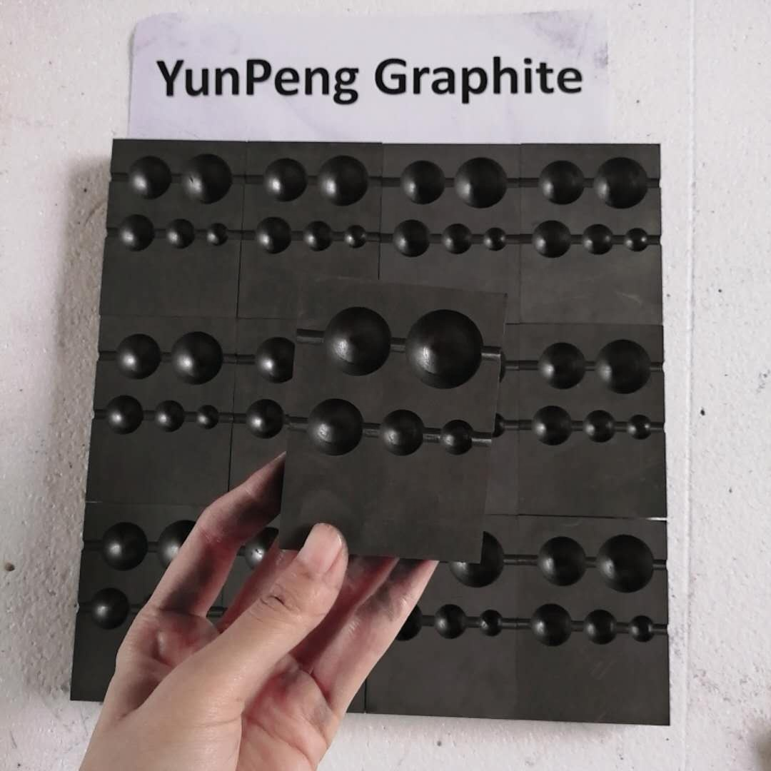 graphite mold/mould die for glass