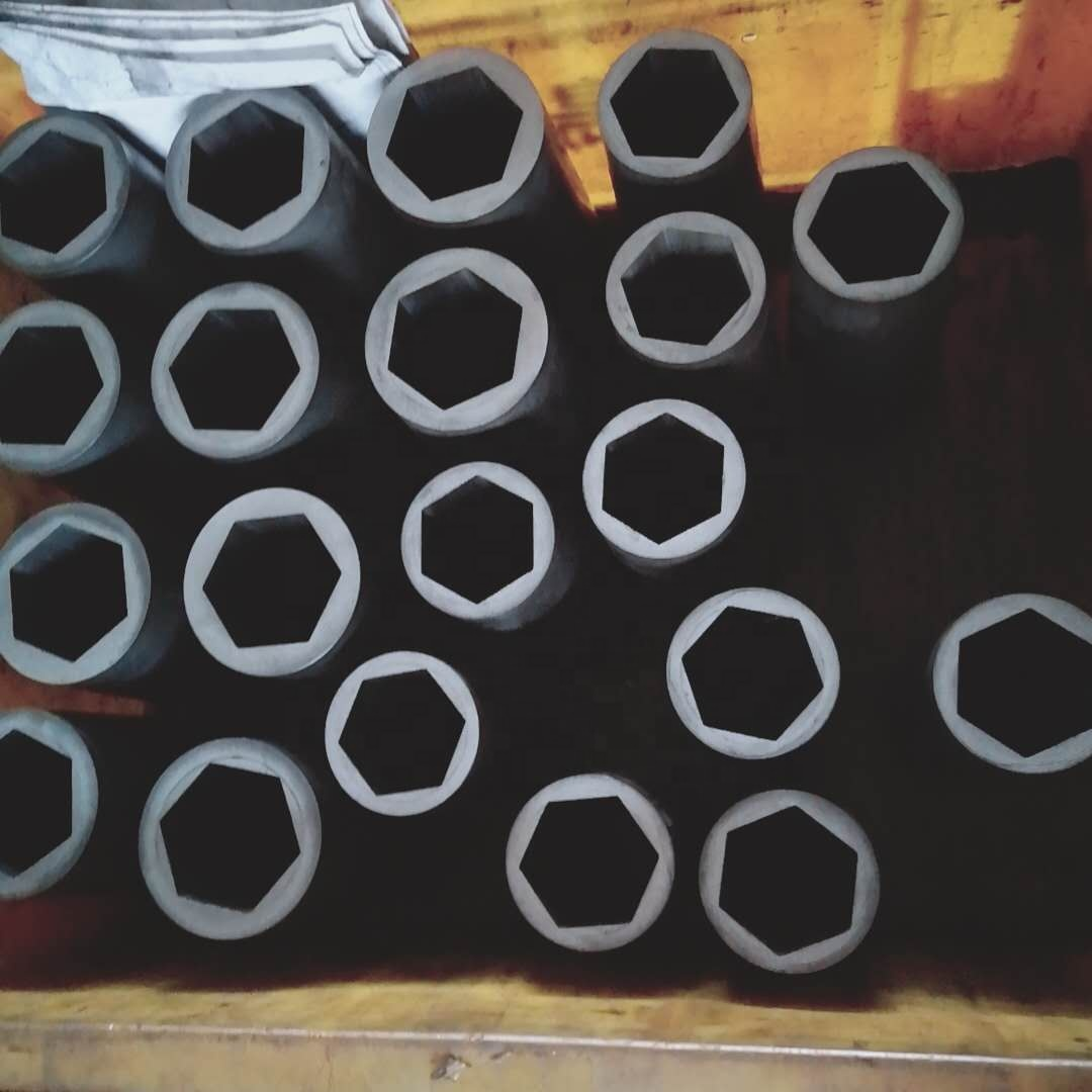 coated graphite mold for brass rods and tubes extrusion
