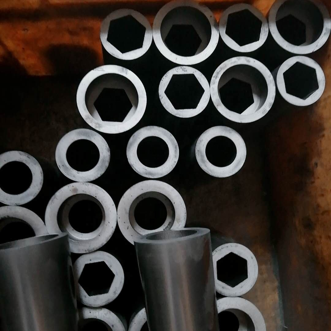 graphite mold for brass stretching