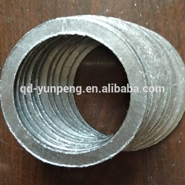Different Size Good Seal Flexible Graphite Rings Price for Sale