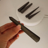 graphite reamer mold for glass industry
