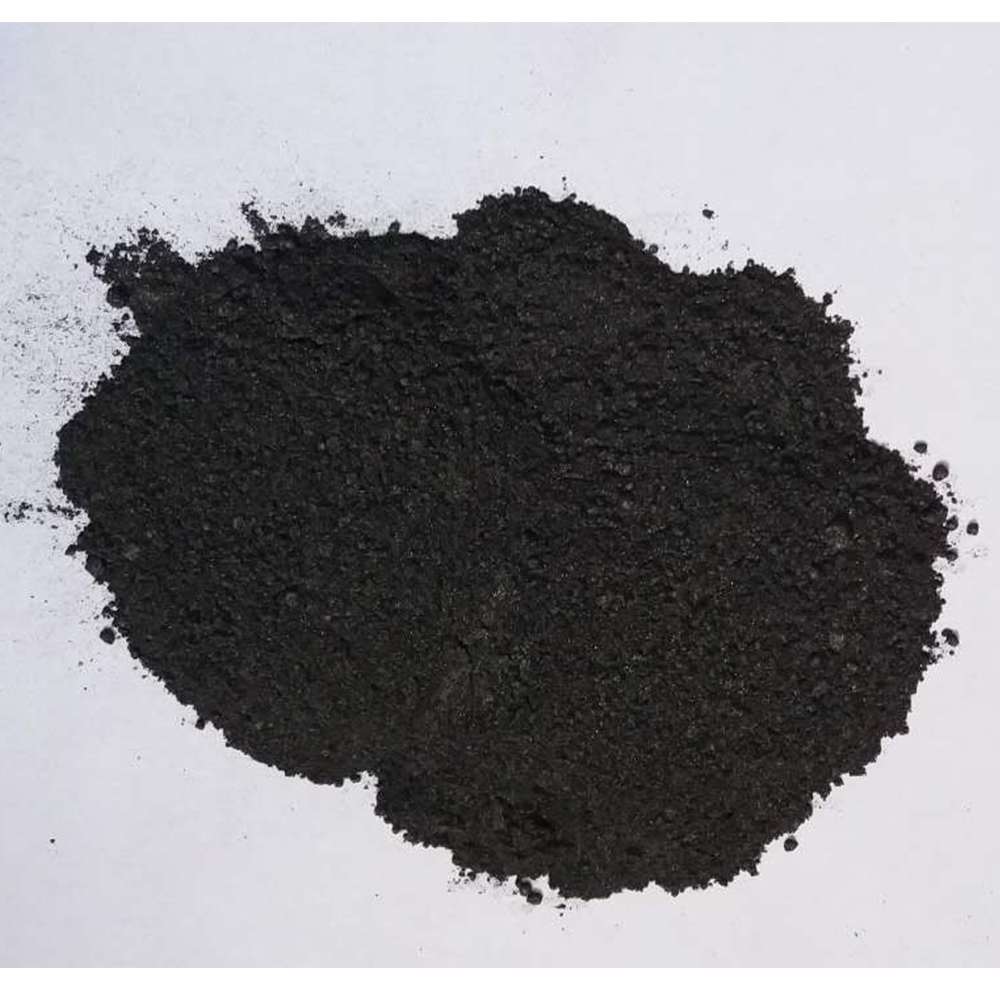natural black graphite powder